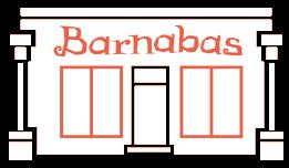 house logo restaurant barnabas